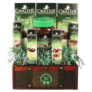 Gillian Treasure Box – Diabetic Gift Basket