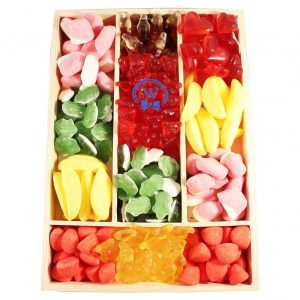 Haribo Surprise Wooden Gift Basket