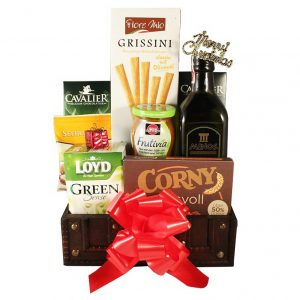 Keeping You in Shape – Healthy Gift Basket