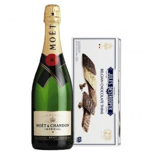 Moet Chandon & Jules Destrooper