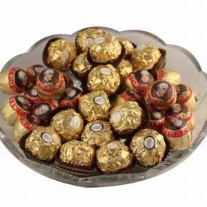 Mozart Rocher – Gift Platter