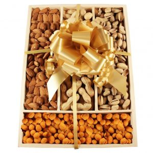 Nuts Me Up – Nuts Selection Wooden Kit