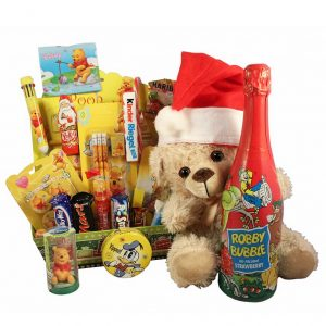 Pooh School Sweet Creative Set DLX with Kids Champagne*