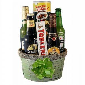 Mo's Pub – Beer Gift Basket