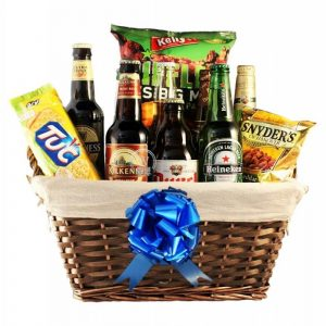 Rock the Kmet Beer Gift Basket