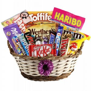 Best Treats Basket