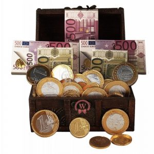 Treasure Chest Chocolate Craft Kit