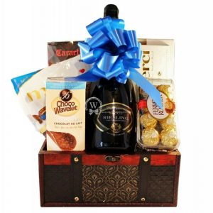 Ravishing Success Gift Basket