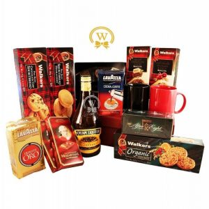 Stronger Coffee Is Needed – Gift Basket