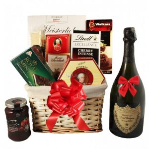 You're A Superstar – Dom Perignon Champagne Gift Basket