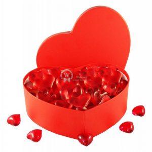 Sweet Love Of Mine – Haribo Jelly Candy Heart Shape Box