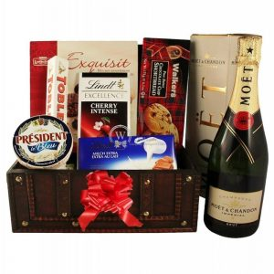 Nobel Treasure Box – Gift Basket
