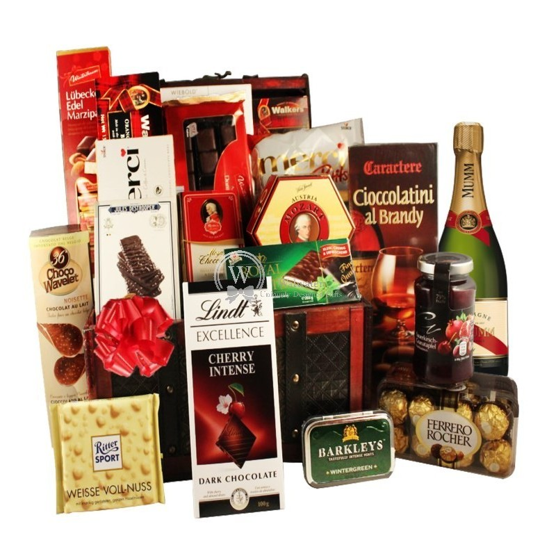 Gifts in Europe  sc 1 st  Gifts In Europe & Mumm Special Occasions Gift Basket - Gifts In Europe