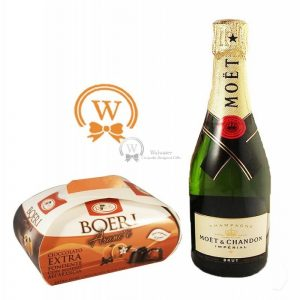 Classic Business Gift With Moet