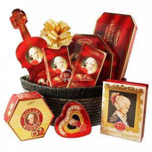 Sweet Mozart Full Symphony – Chocolate Gift Basket