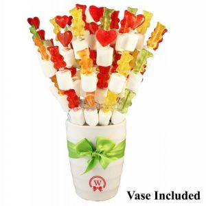 When Sweet Become Colorful – Haribo Candy Bouquet