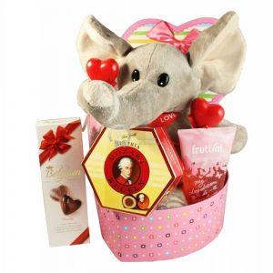 Elephant Hugs – Gift For Girls