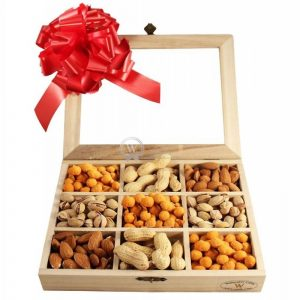 Going Nuts – Nuts Selection Wooden Kit