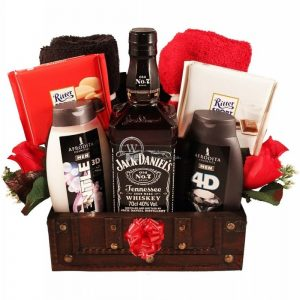 Jack, My Man – Gift Baskets For Him