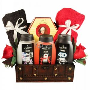 Just for Men – Luxury Gift Basket