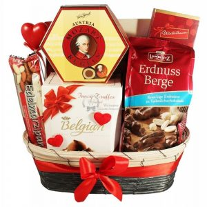 Sweet Devotion – Chocolate Gift Basket