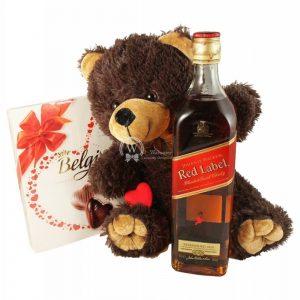 To My Loving Gentleman – Whiskey Gift