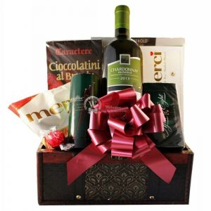 Sweet Inspiration – Wine Gift Basket