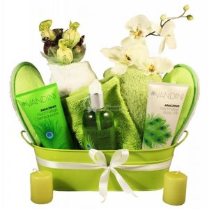 Green Days Passion – Spa Gift Basket