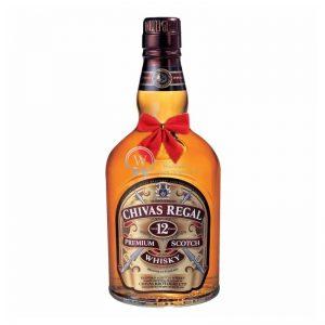 Chivas Regal 12 Year Old Blended Scotch 700ml
