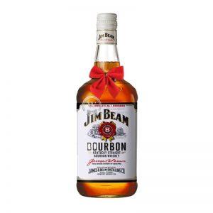 Jim Beam White Label Bourbon Whiskey 700ml