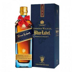 Johnnie Walker Blue Label Blended Scotch 700ml