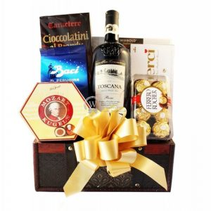 May's Compose Gift Basket