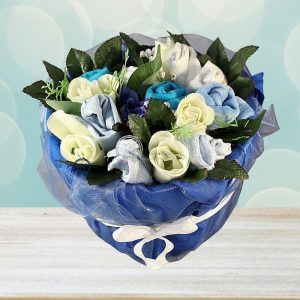 Baby Boy Clothing Bouquet