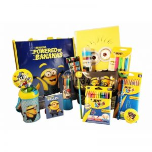 Back to School with Minions