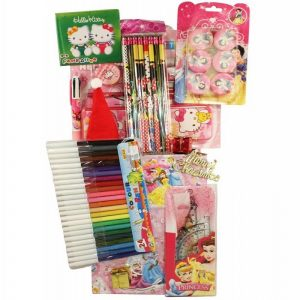 Pink School Creative Set For Girls