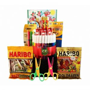 Colors and Tastes School Kit