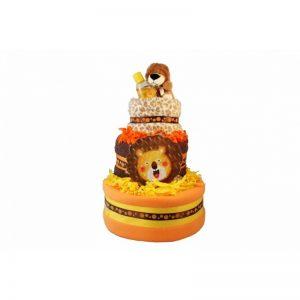 The Lion king – Diaper Cake