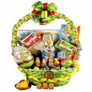 Easter Morning Gift Basket