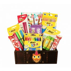 Full of Fun – Back to School Gift Basket