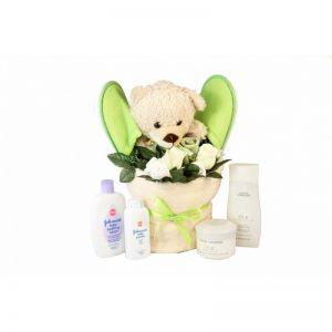 Full Unisex Baby Basket – Clothing Gift Basket