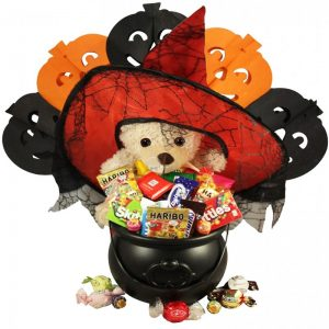 Halloween Teddy Story – Halloween Gift