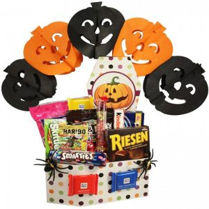 Halloween Collection Large Gift Basket
