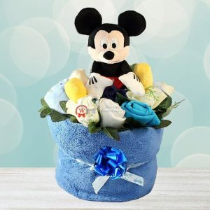 Mickey Mouse Clothing Bouquet