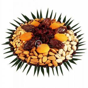 Aladin Blessing – Rosh Hashanah Gift Platter