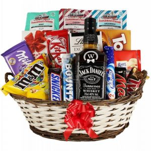 Jack and The Treats – Rosh Hashanah Gift Basket