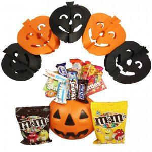 European Tricks and Treats – Halloween Gift