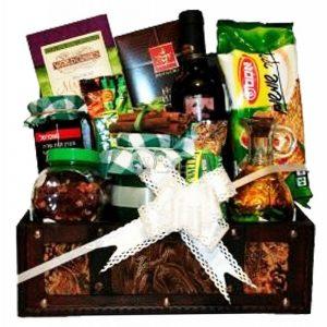 Rosh Hashanah Healthy Gift Basket
