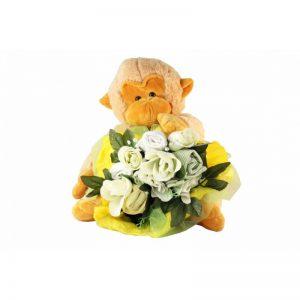 Soft and Cozy Unisex Clothes Bouquet