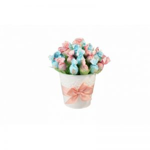 Soft Pink – Newborn Sweet Bouquet