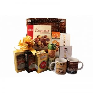 The Coffee Way – Coffee Gift Basket